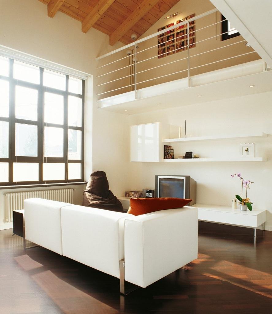 Casa luminosa anche se piccola: si può
