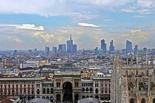 Milano colpita dalla crisi: l'economia sarà messa a dura prova ma la città stato risponderà al meglio