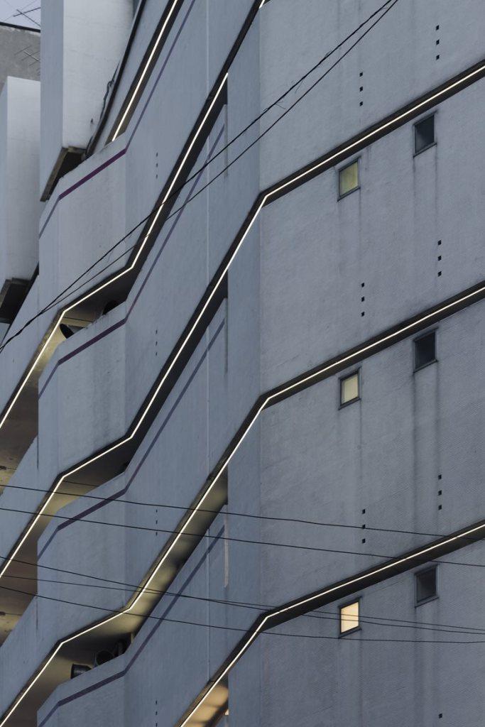 L'illuminazione fulcro della valorizzazione del progetto di riqualifica del complesso